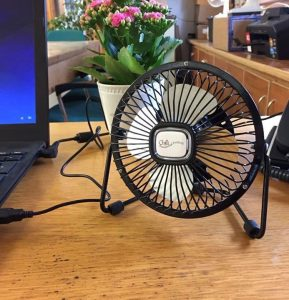 Chilli Promotional Products USB Fan